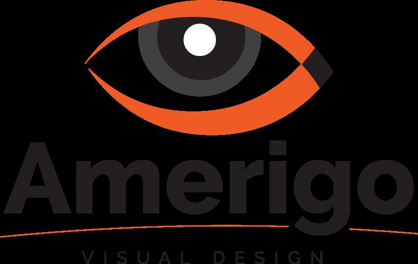 Amerigo Visual Design Logo